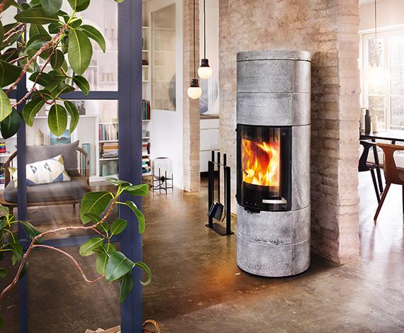 skantherm milano m stein 2 0 rudelmann feuer und design bodmann. Black Bedroom Furniture Sets. Home Design Ideas