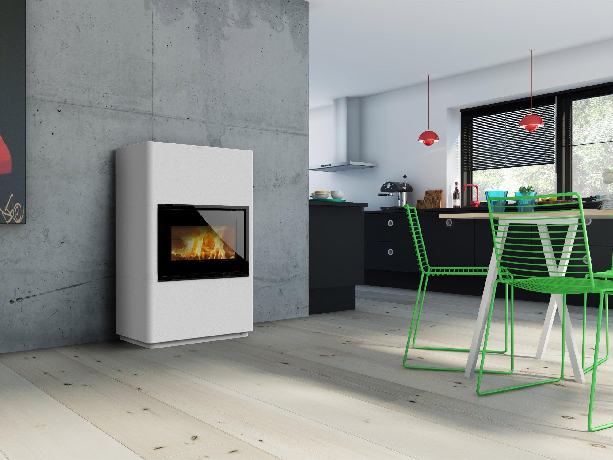 lotus beto 470 w mit black magic door rudelmann feuer und design bodmann. Black Bedroom Furniture Sets. Home Design Ideas